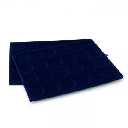 tray for coin cassette Vario, 15 spaces with a diameter...