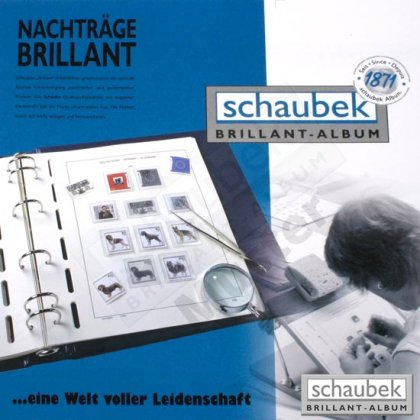 Supplement Germany 2013 brillant - special sheets