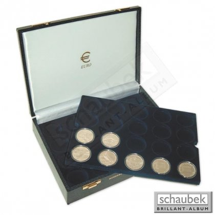 20-Euro coin cassette Germany for 60 coins without...