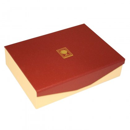 Schaubek Schatzkiste - treasure chest Red/Chamois