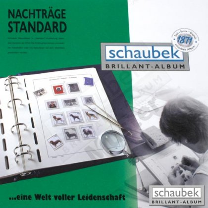 Supplement Berlin (W.) 1989 standard